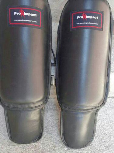 Pro impact kickboxing shin and ankle pads for sale in Logan , UT