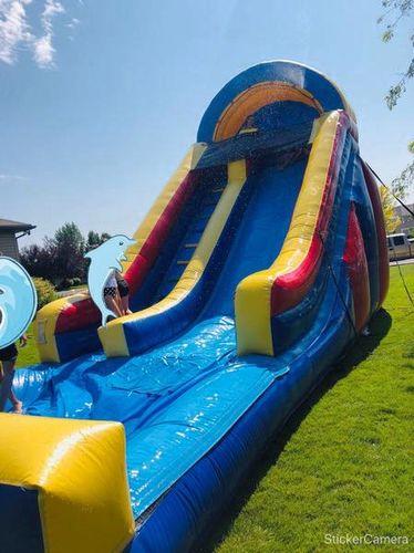 Large Slide Wet Or Dry For Rent for rent in Logan , UT