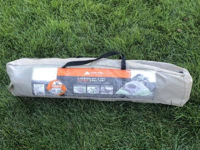 O ark Trail 4 Person Instant Dome Tent