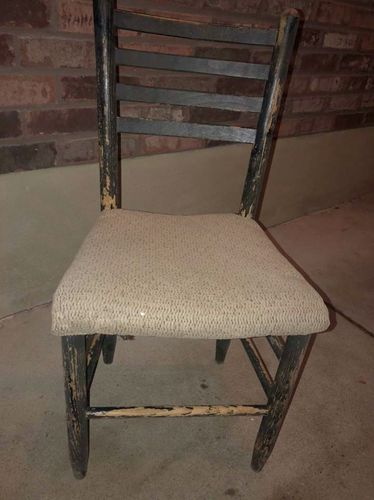 Rustic Wooden Chair for sale in Logan , UT
