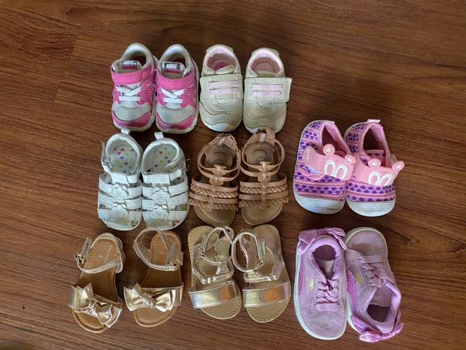 Toddler girl shoes for sale in Roy , UT