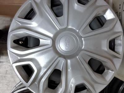 "4 Ford Transit 16"" steel wheels and hubcaps"
