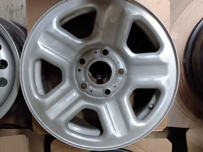 "4 5x127 16"" used steel wheels"