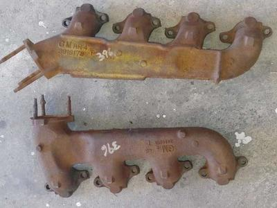 exhaust headers for chevy 396 motor