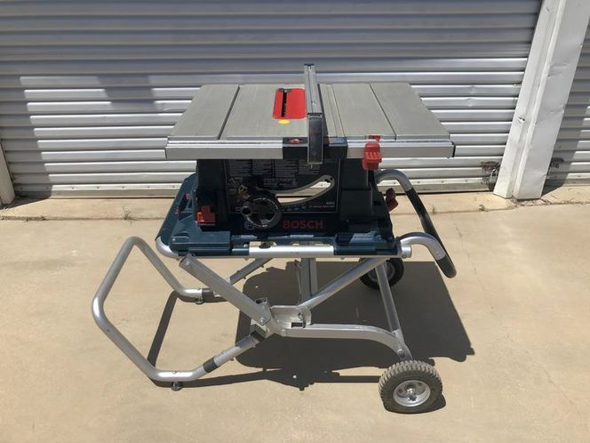 RENT Bosch Table Saw for Wood Cutting, PVC, etc. for rent in Copperton , UT