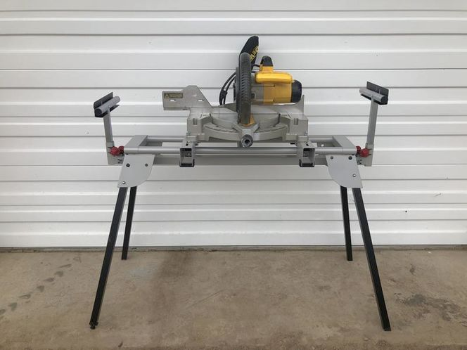 Dewalt Chop Saw and Table Stand for Rent for rent in Copperton , UT