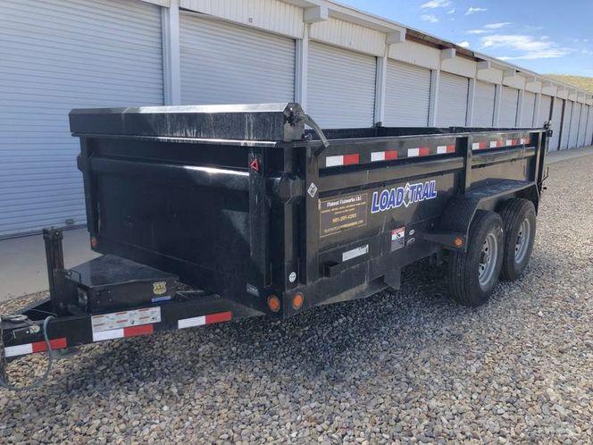 Load Trail Dump Trailer for Rent for rent in Copperton , UT