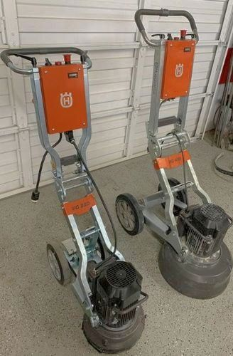 Concrete Grinder Package with Pulse-Bac Vacuum for rent in Copperton , UT