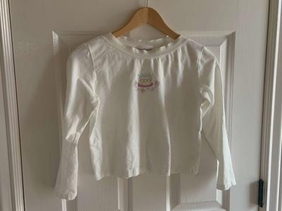 American Girl Birthday Girl Top Size Large