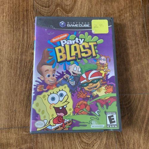 Nickelodeon Party Blast on GameCube for sale in Herriman , UT