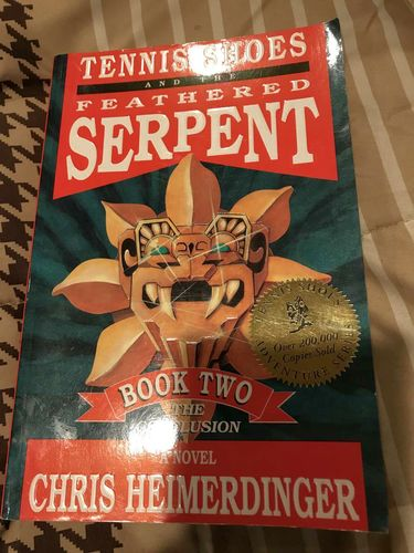 Tennis Shoes and the Feathered Serpent, Book 2 for sale in Midvale , UT