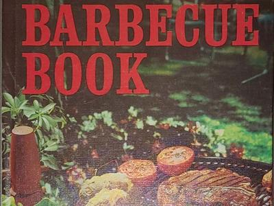 Vintage BBQ book better homes and garden