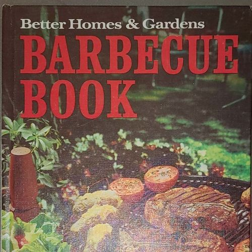 Vintage BBQ book better homes and garden  for sale in Clinton , UT