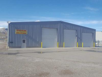 Industrial Building for Sale or Lease in Rock Springs, Wyoming