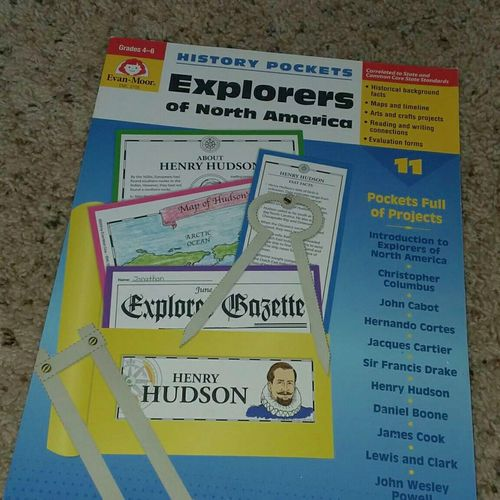 Explorers History Pockets for sale in Lindon , UT