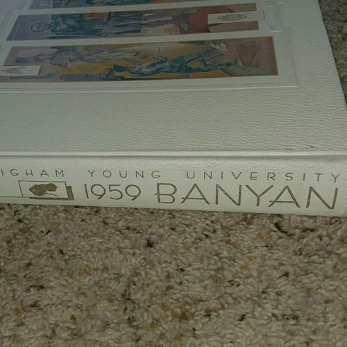 BYU Yearbook Banyan 1959 for sale in Lindon , UT