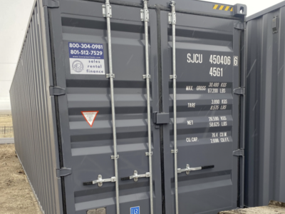 NEW Shipping Containers For Sale - Super Fast Delivery Available