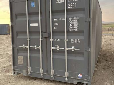 NEW Shipping Containers Available For Sale Now! Financing and Rentals Available!