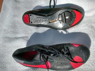 Nike Road shoes size 7