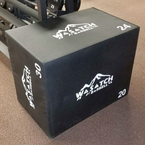 Elite Plyo Box 20x24x30 from Wasatch Barbell *wpb* for sale in Midvale , UT