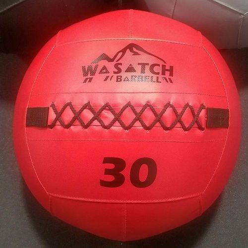 Wall Ball from Wasatch Barbell - 30LB RED *MBW* for sale in Midvale , UT