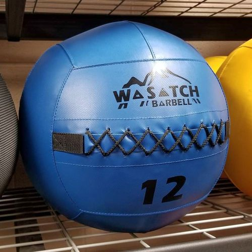 Wall Ball from Wasatch Barbell - 12LB *MBW* for sale in Midvale , UT