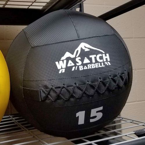 Wall Ball from Wasatch Barbell - 15LB *MBW* for sale in Midvale , UT