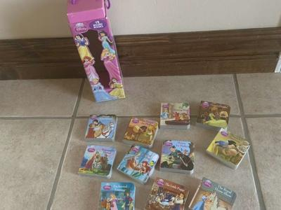 Disney Princess Board Books