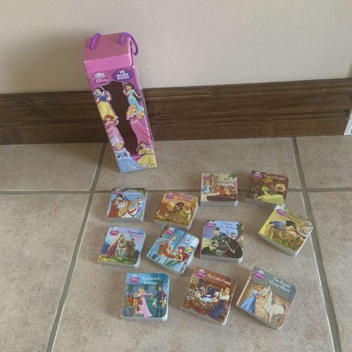 Disney Princess Board Books  for sale in Herriman , UT