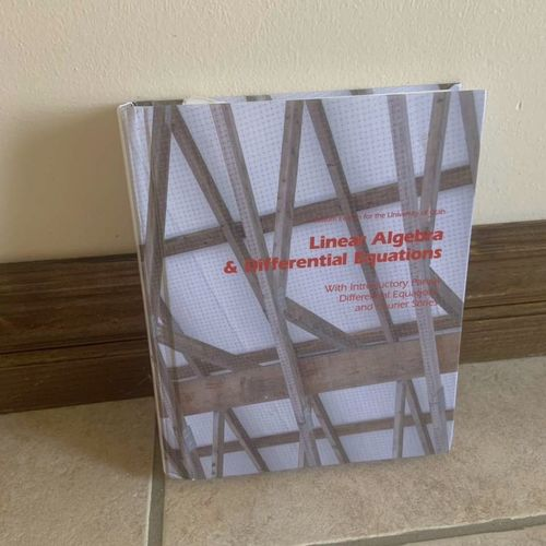 Pearson Linear Algebra and Differential Equations for sale in Herriman , UT