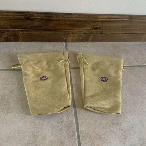Crown Royal Reserve Medium Tan Faux Suede Bags  for sale in Herriman , UT