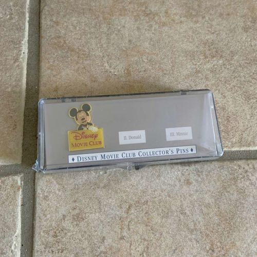 Disney Movie Club Mickey Mouse Collector's Pin  for sale in Herriman , UT