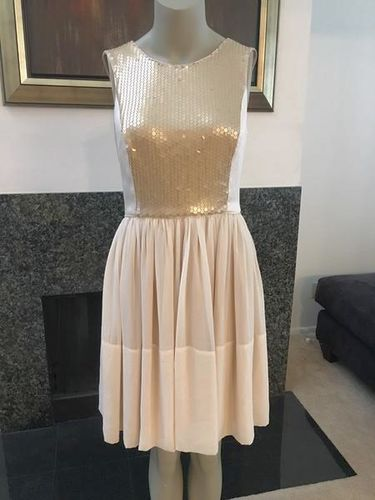 Max & Cleo Sequin Size 6 Sleeveless for sale in Provo , UT