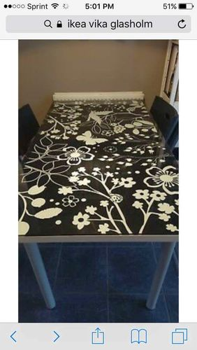 Ikea Glass Table Top for sale in Provo , UT