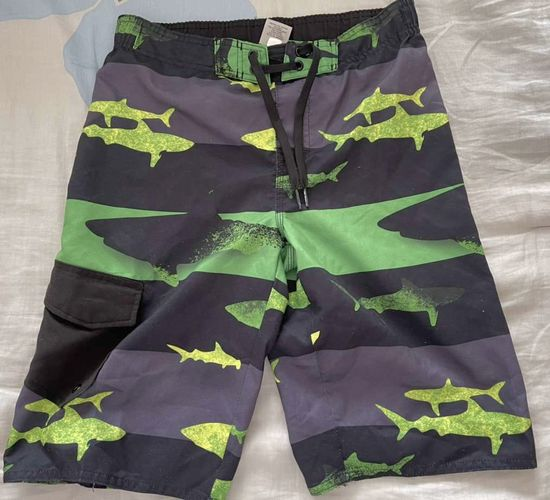 Shark Swim Shorts Size  Medium  for sale in Saratoga Springs , UT