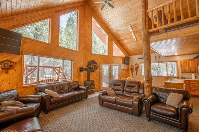 Island Park Cabin, Fall Time Deals for rent in North Salt Lake , UT