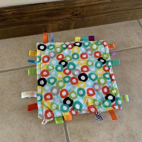 Bright Starts Baby Blanket Taggie Tags Taggies for sale in Herriman , UT