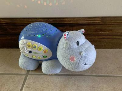 Vtech Lil Critters Starlight Soothing Hippo
