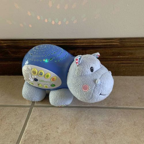 Vtech Lil Critters Starlight Soothing Hippo for sale in Herriman , UT