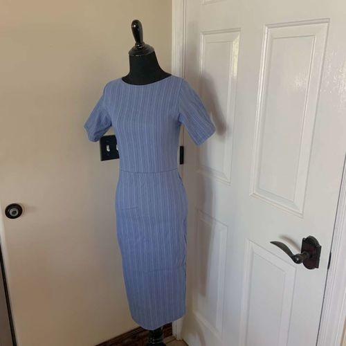 Junieblake Women's Blue Bodycon Dress Small for sale in Herriman , UT