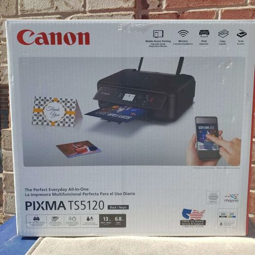 Canon Pixma TS 5120 Color Printer, Scanner and Cop for sale in North Salt Lake , UT