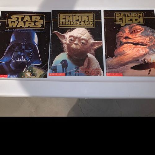 Star Wars, Empire Strikes Back, Return Of The Jedi for sale in Salt Lake City , UT