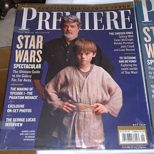 Star Wars Premier Magazine Special Collector's Ed. for sale in Salt Lake City , UT