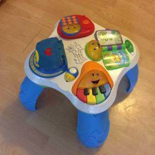 Fisher-Price Laugh & Learn Fun with Friends Musical Table Activity Center for sale in Roy , UT