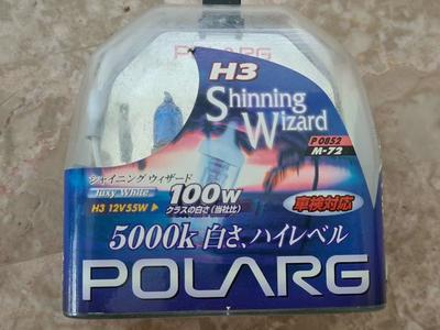 H3 Polarg Bulbs
