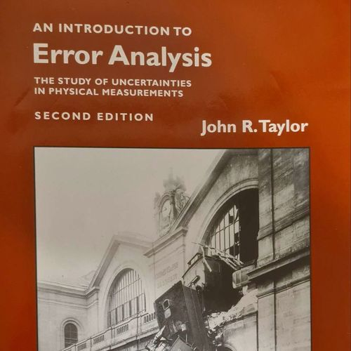 Error Analysis: Second Edition  for sale in Salt Lake City , UT