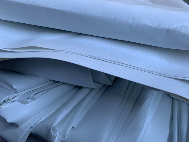 NEW ULTRA HEAVY DUTY 28 MIL VINYL SHEETS - 6 & 8 ft. Widths - Various Lengths - Great for tarps, weed barrier, etc. for sale in Salt Lake City , UT