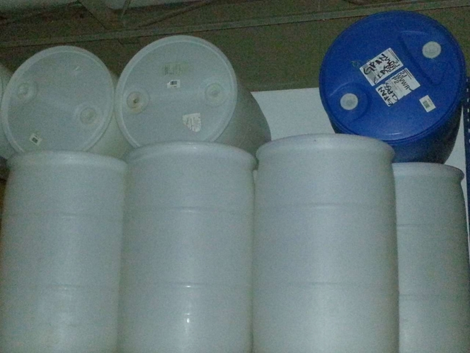 55 Gallon Plastic Drums - Food Grade - Two Bung Style - Excellent for water storage, feeding troughs, etc. for sale in Salt Lake City , UT