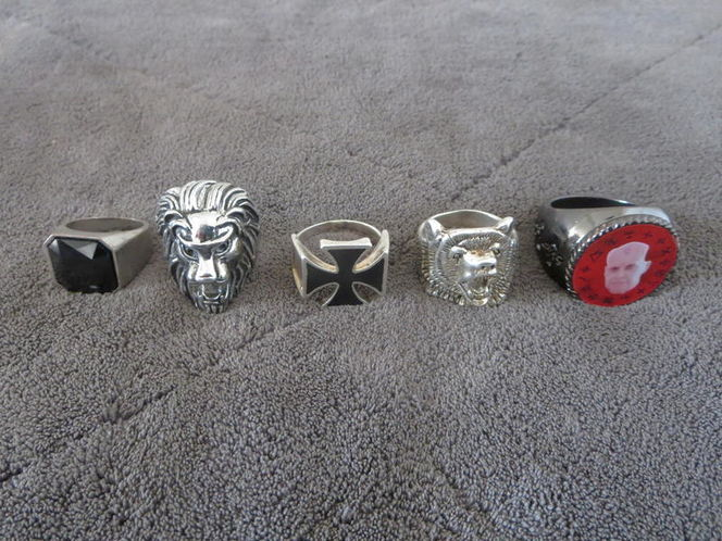 Men's rings all different sizes for sale in West Valley City , UT