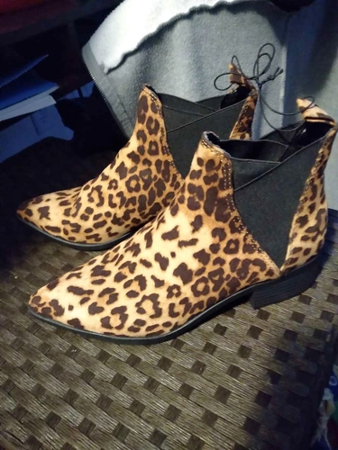 cheetah boots for sale in Taylorsville , UT